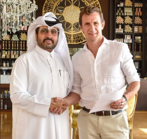 Rodolfo Arruabarrena is the new manager of Al Rayyan SC