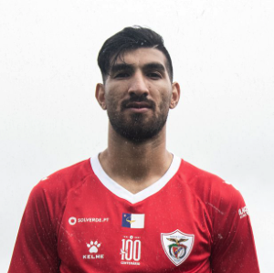 Shahriyar Moghanlou is the new striker of CD Santa Clara