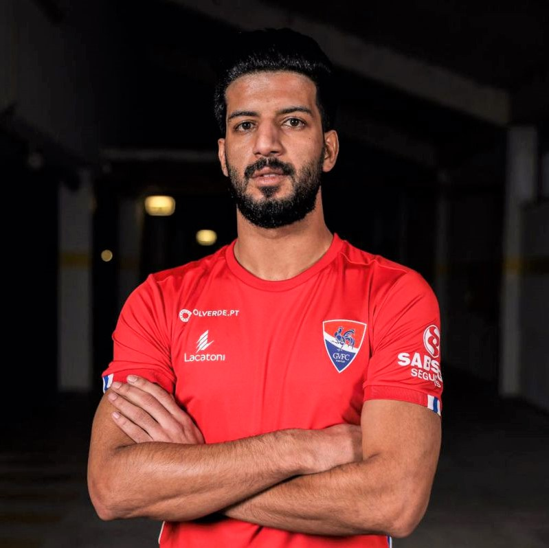 Alaa Abbas signs with Gil Vicente FC