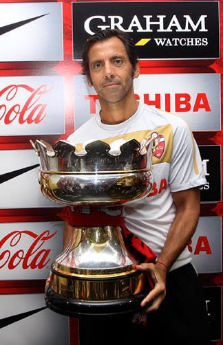 You are currently viewing Quique Flores
